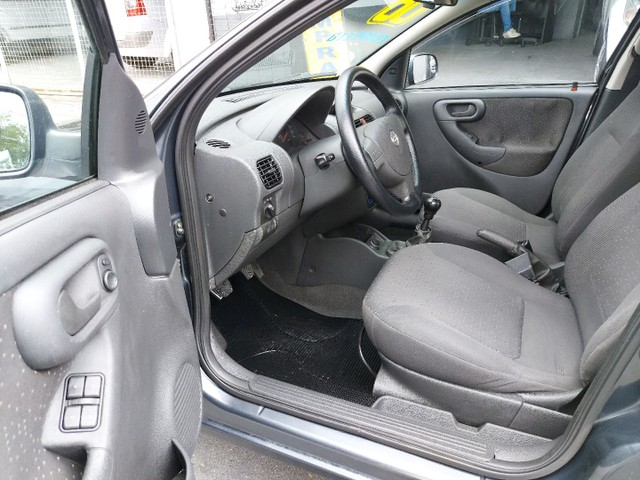 Corsa Sedan Premium 1.8 Flex 2008 COMPLETO + AIRBAG - Foto 11