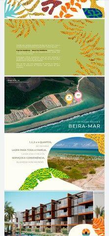 ({(APN)}) Flats em Muro Alto a beira mar