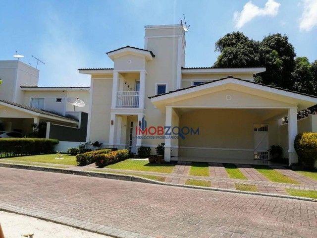 Linda casa duplex em condomínio no Eusébio - Foto 4