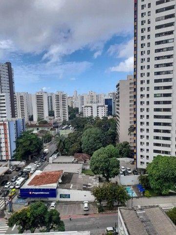 Apartamento com 3 dormitórios à venda, 94 m² por R$ 650.000,00 - Aflitos - Recife/PE - Foto 10