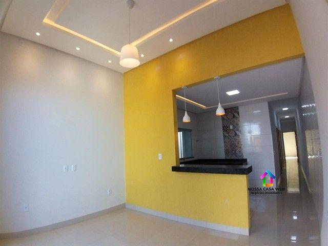 Vendo casa  98 M²com 3 quartos sendo 1 suite em Parque das Flores - Goiânia - GO - Foto 3