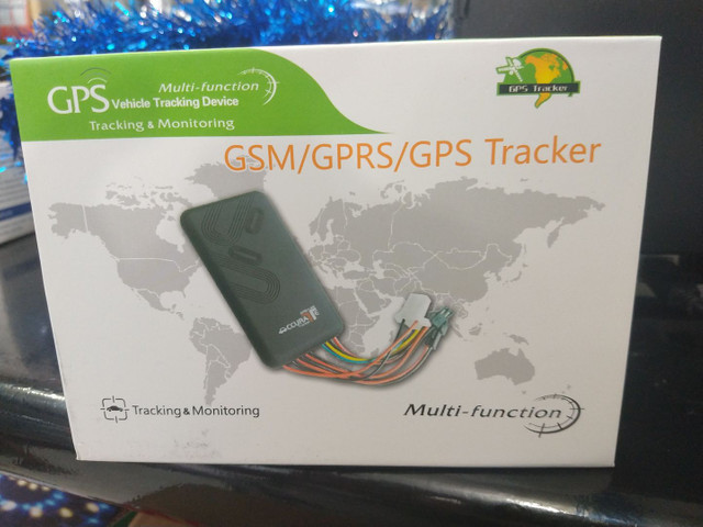Gps Gprs Accurate Gt06 Original