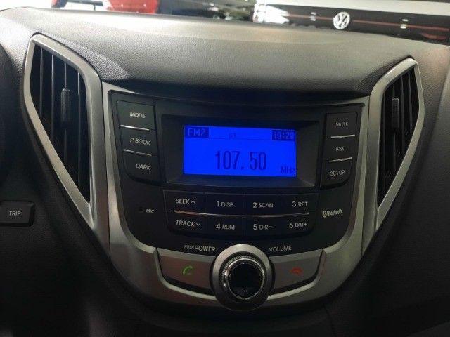 HB20S Sedan 1.6 Flex, Completo, impecável, ´periciado - 2015 - Foto 12