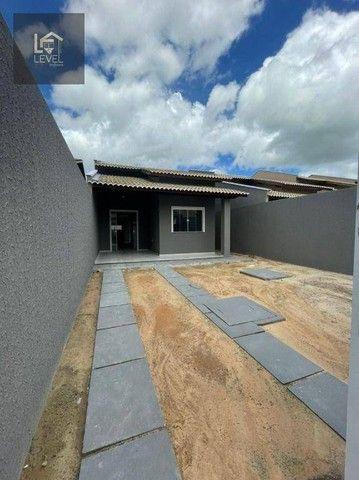 Casa com 2 dormitórios à venda, 80 m² por R$ 175.000,00 - Divineia - Aquiraz/CE - Foto 2