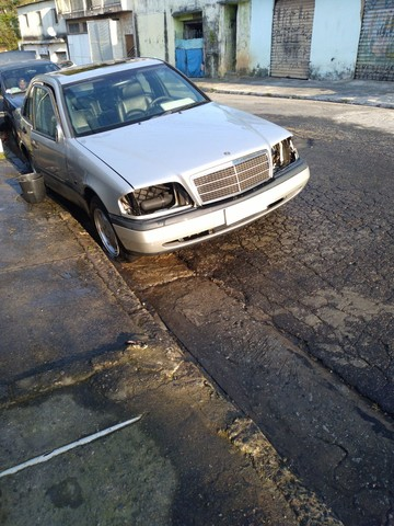 Mercedes c180 /97   peças  7,955 - Foto 4