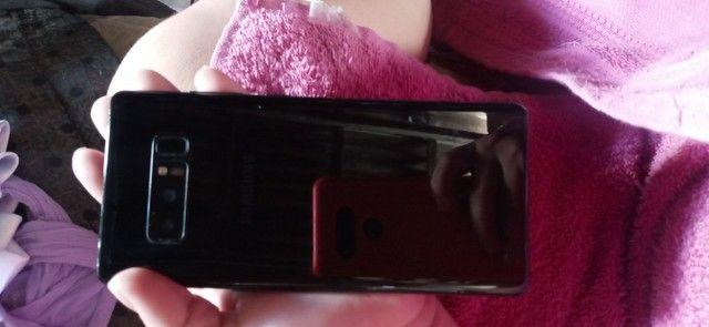 Vendo uma Galaxy note 8 com display vazado 600,00 - Foto 3