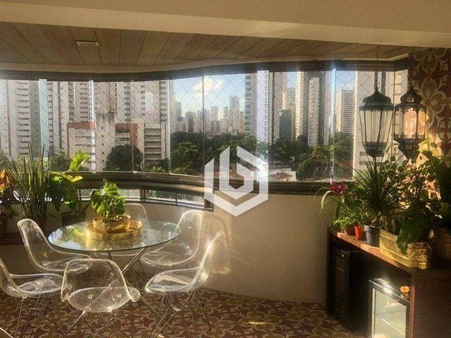 Apartamento com 4 dormitórios à venda, 180 m² por R$ 1.349.000 - Poço da Panela - Recife/P - Foto 3