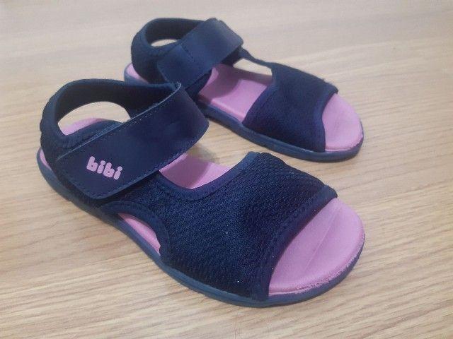 Sandália 29 Bibi Infantil Feminina