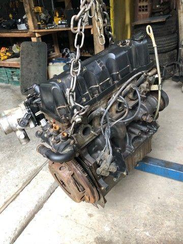 Motor parcial fiesta supercharger 1.0 original  - Foto 5