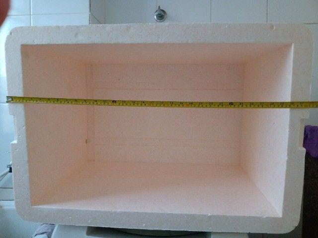 Caixa de isopor - Foto 3