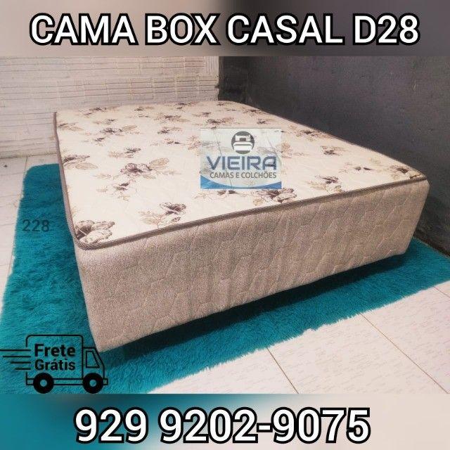 cama box casal espuma  entrega gratis ##@! - Foto 5