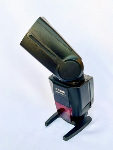 Flash Canon Speedlite 580 EX II - Foto 3