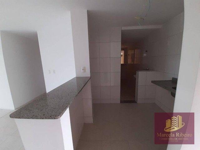 Apartamento à venda, 76 m² por R$ 439.000,00 - Porto das Dunas - Aquiraz/CE - Foto 8