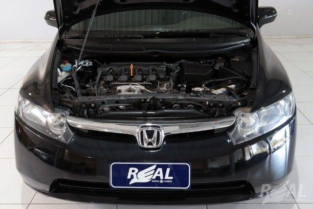 Honda Civic LXS 1.8 Automático Flex Financia Até 60X Com Apenas 5 Mil De Entrada - Foto 16