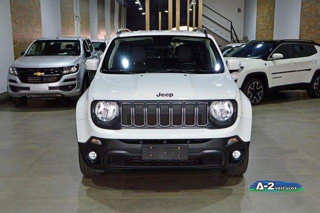 Jeep Renegade 1.8 Limited (Flex) (Aut) - 2019 - Foto 10