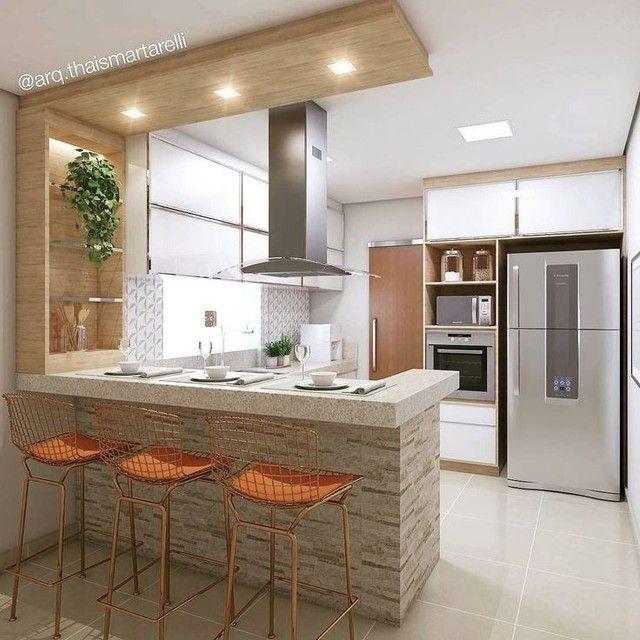 Cozinha com Ilha  - Foto 4