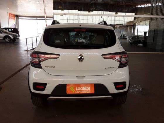 SANDERO 2019/2020 1.6 16V SCE FLEX STEPWAY ZEN MANUAL - Foto 2