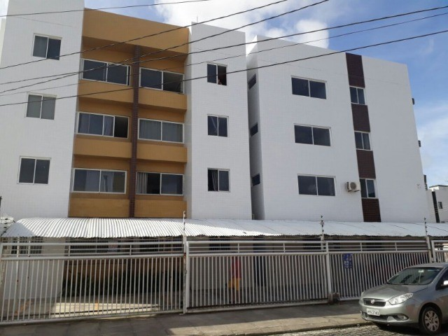 Apartamento de 01 quarto no bancários, com piscina churrasqueira e salão de festas - Foto 2
