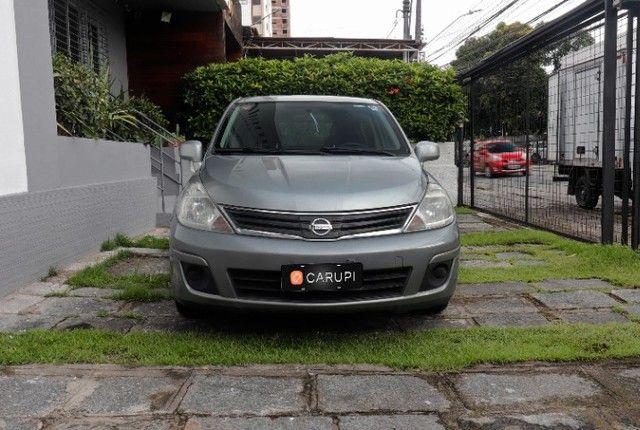 Nissan Tiida 1.8 16V MT Flex - Foto 2