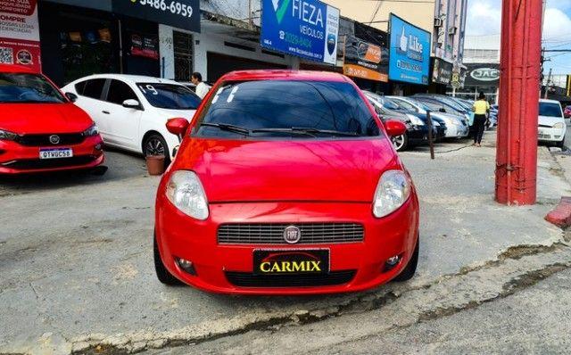Fiat Punto 1.4 Attractive 2011 + GNV!!! - Foto 2