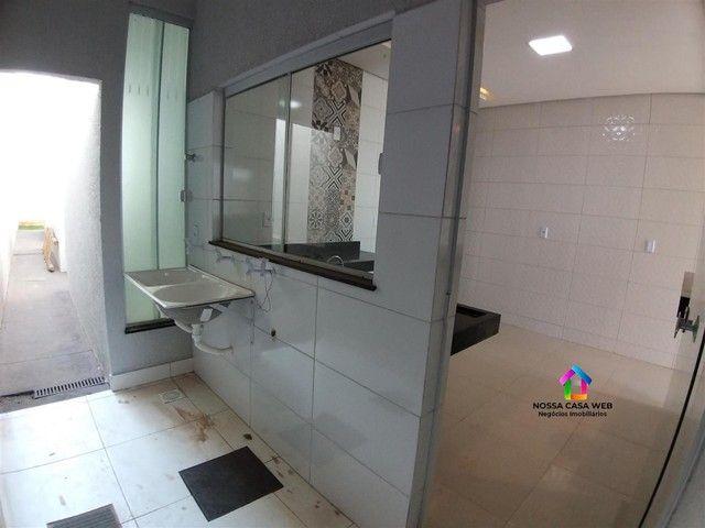 Vendo casa  98 M²com 3 quartos sendo 1 suite em Parque das Flores - Goiânia - GO - Foto 12