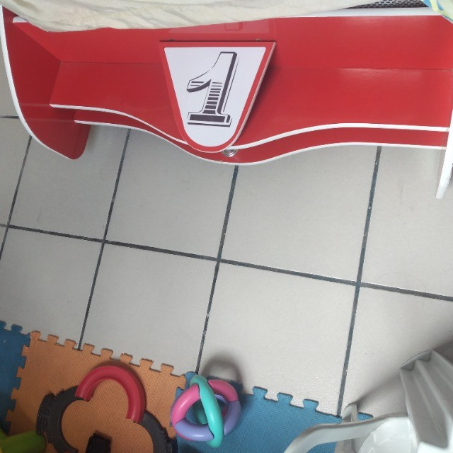 Cama de carrinho para menino - Foto 5