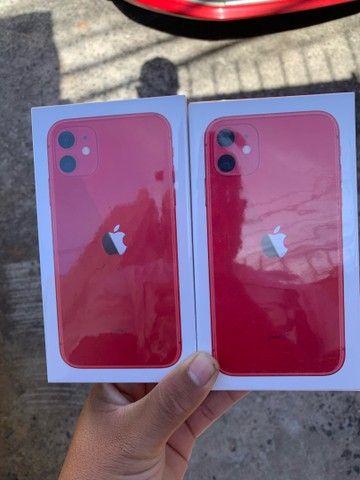 iPhone 11 - novo com nota fiscal e garantia