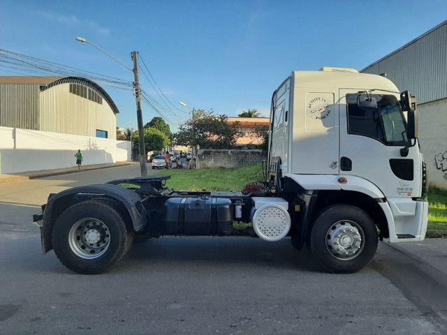 Ford cargo 1933 2016/2017 automático 4x2 único dono completo. - Foto 2