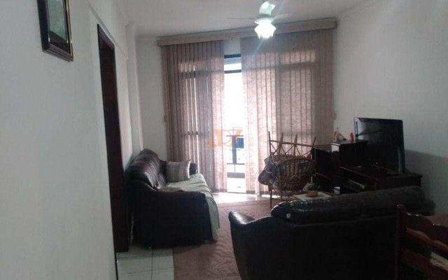 Apartamento em Praia grande - Canto do Forte, SENDO: 02 dormitórios, 01 sala ampla - Foto 8