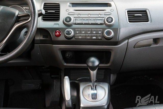 Honda Civic LXS 1.8 Automático Flex Financia Até 60X Com Apenas 5 Mil De Entrada - Foto 15