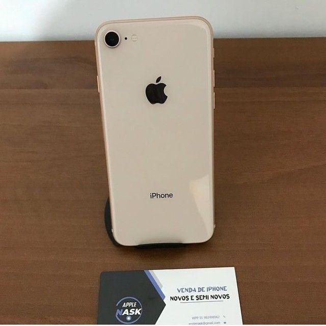 iPhone 8 gold 64 GB - Foto 2