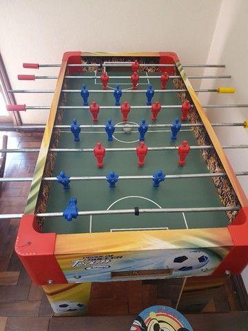 Mesa pebolim - total Team Soccer Xalingo - Foto 3