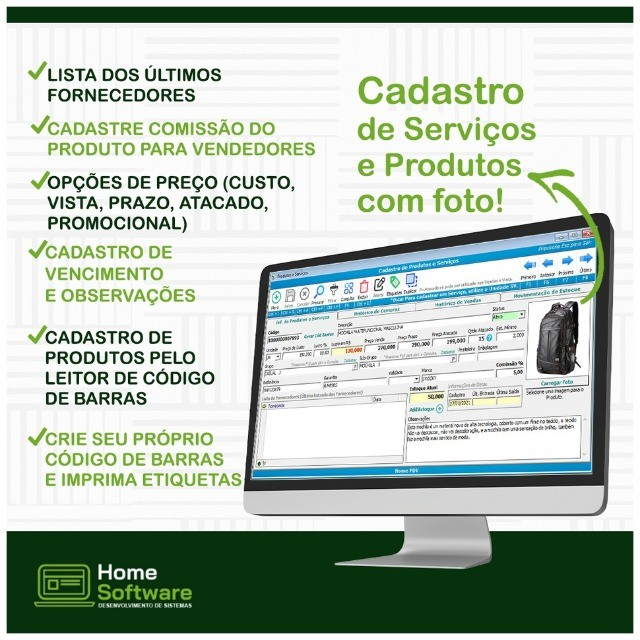 Sistema PDV,Controle Financeiro,Relatório de Caixa,Sem Mensalidade- Marataizes - Foto 3