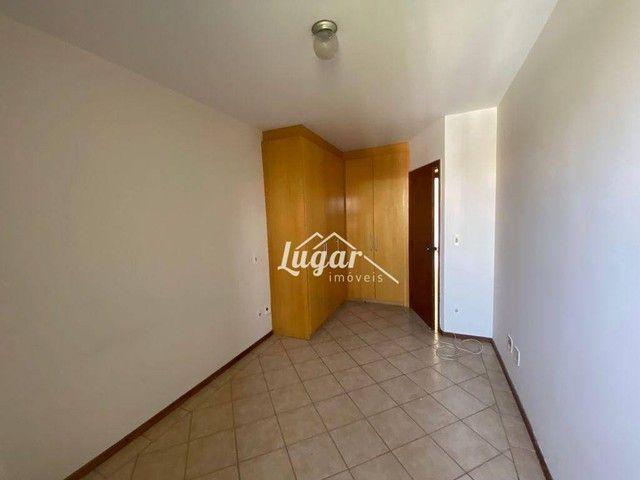 Apartamento com 3 dormitórios para alugar, 100 m² por R$ 1.300,00/mês - Boa Vista - Maríli - Foto 6