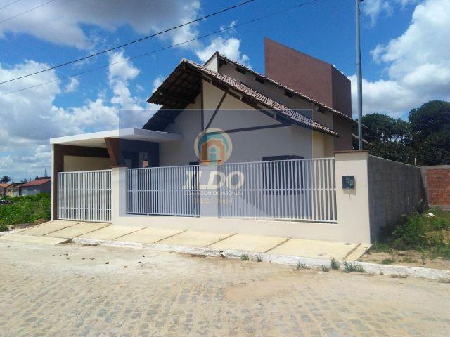 Excelente e belíssima casa em Solânea - PB