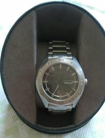 Relógio Citizen em titânio eco-drive