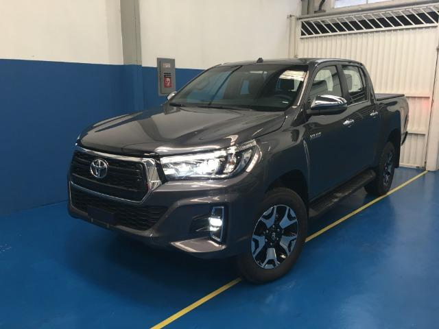 Toyota Hilux SRX Diesel 2019 Modelo Novo Blindado III-A Pronta Entrega!!