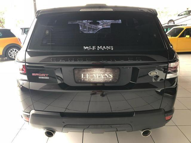 Range Rover Sport HSE Dinamic 4.4 V8 ano 2016 garantia até outubro 2019 - Foto 6