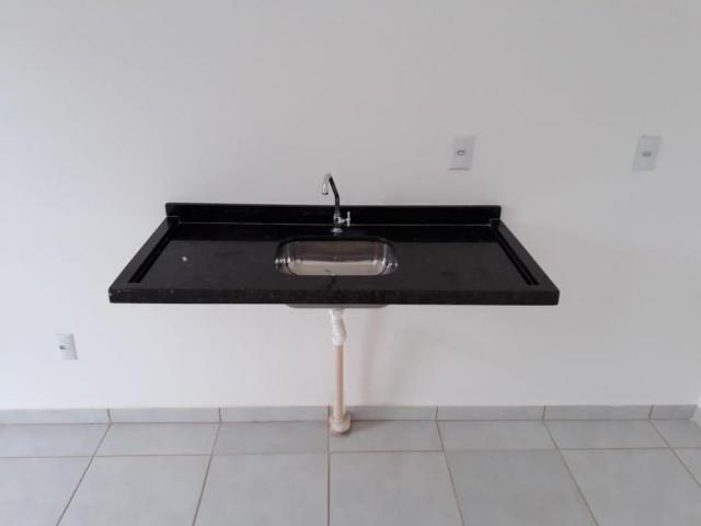 Apartamento para alugar com 2 dormitórios em Vila maria luiza, Ribeirão preto cod:13407 - Foto 3