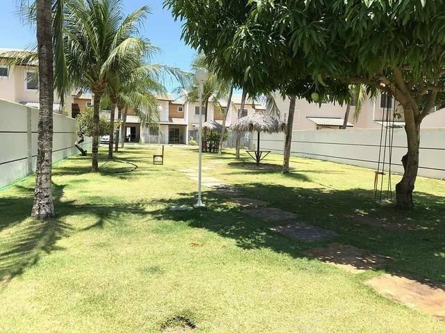 Casas em condomínio com três suítes no município de Aquiraz - Foto 4