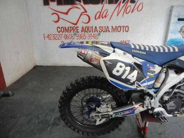 Yamaha Yz 250 F 2008
