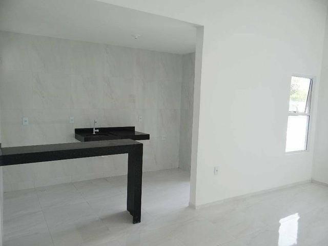 Casas com 3 quartos no Eusébio, fino acabamento - Foto 7