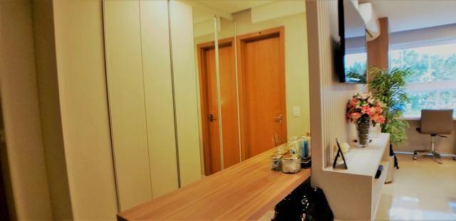Apartamento Duplex 4 Suítes, 242 m² c/ armários na 404 Sul - Letoile Du Parc - Foto 10