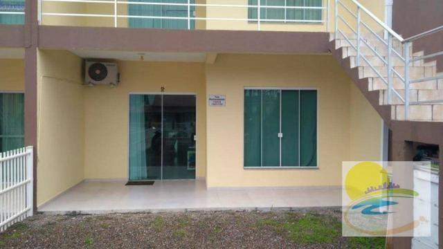 Lindo apartamento na quadra do mar em Itapoá-SC!