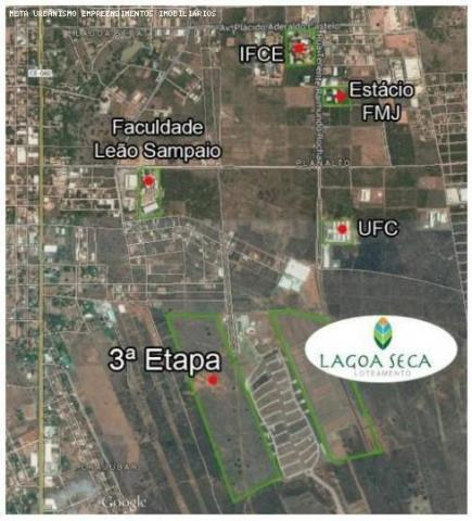 Terreno residencial à venda, Cidade Universitária, Juazeiro do Norte. - Foto 12