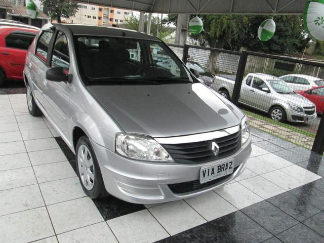 Renault Logan Expression 1.6 2012 Flex