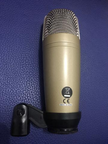 Microfone Condensador Behringer C-1 - Foto 2