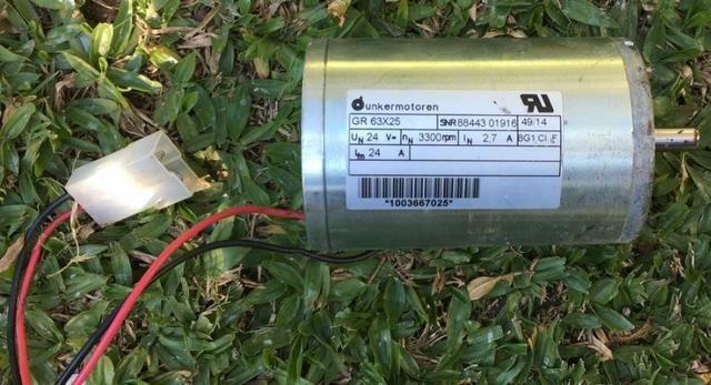 Dunkermotoren 63X25 - Foto 3