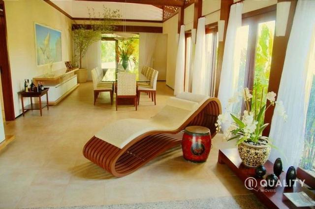 Casa na Lagoa do Uruaú com 6 suítes à venda, por R$ 5.800.000 Porteira fechada- Beberibe - Foto 6