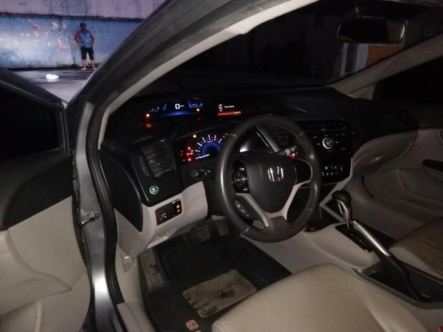 Honda Civic 2016 baixo KM - Foto 11